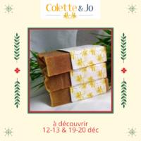 Colette & Jo savon